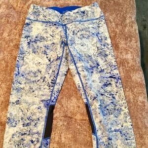 Women's crop running pants